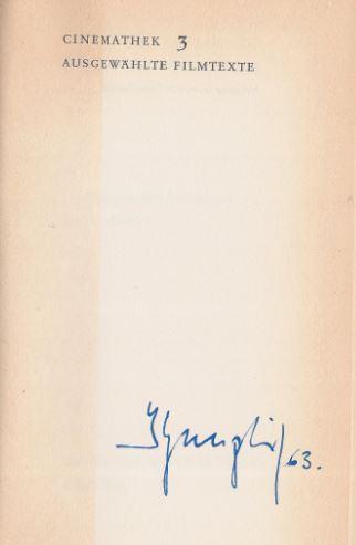 Lang, Fritz. M. Protokoll.