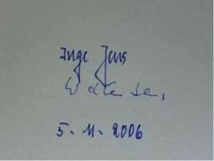 Jens, Inge und Walter Jens. Auf der Suche nach dem verlorenen Sohn.