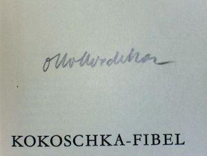 Wingler, Hans Maria. Kokoschka Fibel.