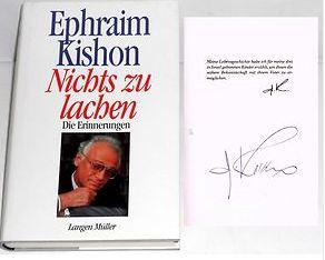 Kishon, Ephraim. Nichts zu lachen