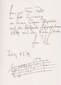 Klein, Horst F. G. Erst- und Frühdrucke der Textbücher von Richard Wagner.