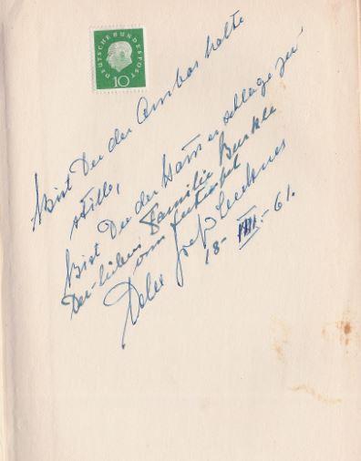 Luckner, Felix Graf von. Aus siebzig Lebensjahren.