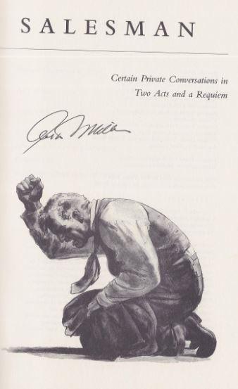 Miller, Arthur. Death of a Salesman.