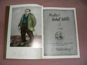 Mühlenhaupt, Kurt. Hallo! Onkel Willi