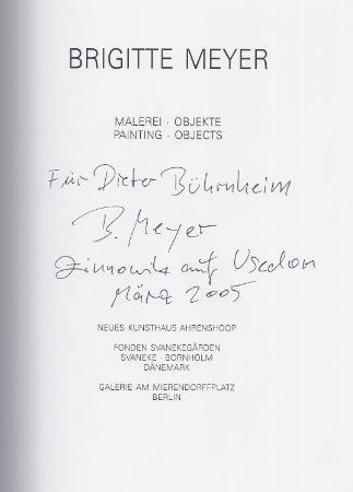 Meyer, Brigitte. Brigitte Meyer.