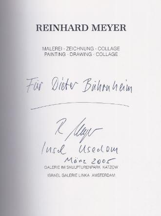 Meyer, Reinhard. Reinhard Meyer.