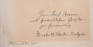 Oehler, Richard (Hrsg.). Nietzsches Briefe.