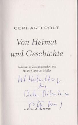 Polt, Gerhard. Bibliothek.