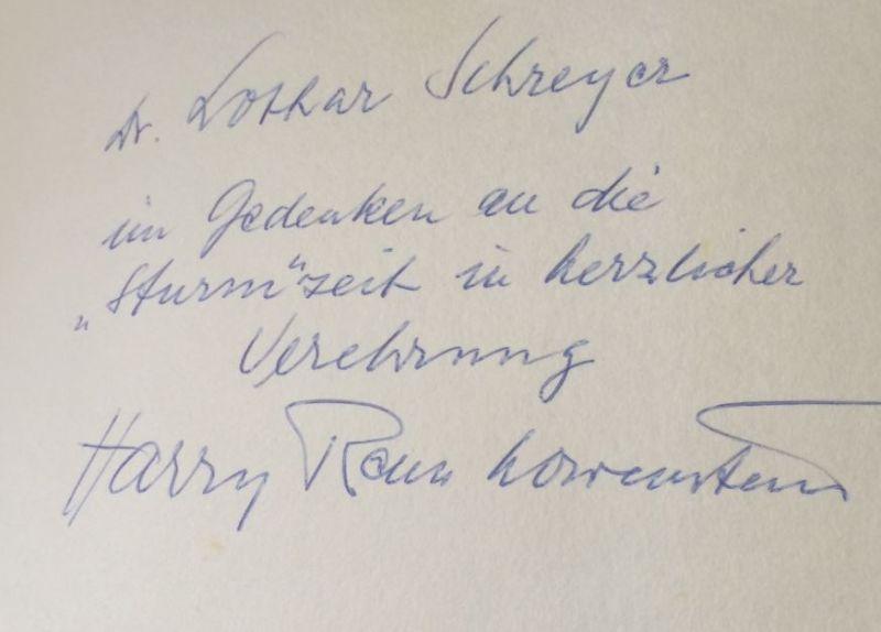 Reuss-Löwenstein, Harry. Kreuzfahrt meines Lebens.