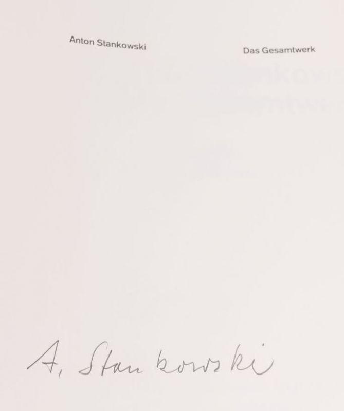 Wiese, Stephan von, Max Bense und Karl Duschek. Anton Stankowski - Das Gesamtwerk - 1925-1982.