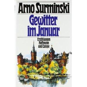 Surminski, Arno. Gewitter im Januar.