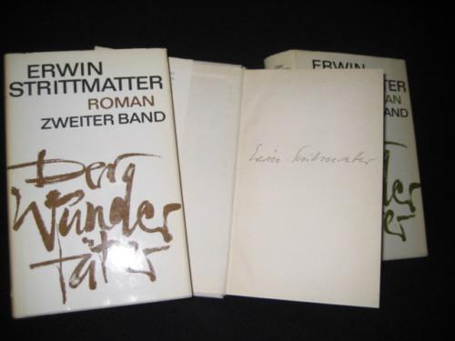 Strittmatter, Erwin. Der Wundertäter.