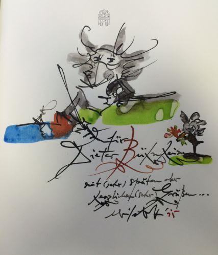 Poe, Edgar Allan und Albert (Illustrator) Schindehütte. Edgar Allans Poesiealbum.