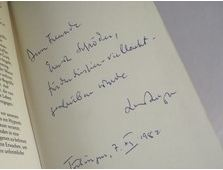 Schwerin, Hans Wolfgang. Vorstellung in drei Akten.