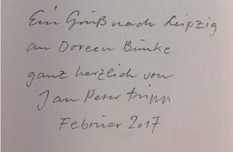 Esser, Elger, Isabelle Freyburger und Johannes Grützke. Jan Peter Tripp.