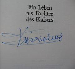 Viktoria Luise, Herzogin zu Braunschweig und Lüneburg, Prinzessin von Preußen. Ein Leben als Tochter des Kaisers.
