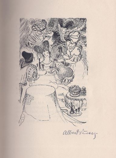 Balzac, Honoré de und Albert Váradi (Illustrator). Die lässliche Sünde.