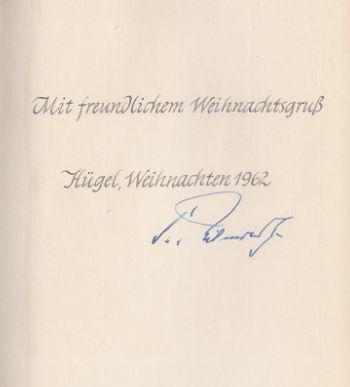 Wilmowsky, Tilo Freiherr von. Warum wurde Krupp verurteilt?