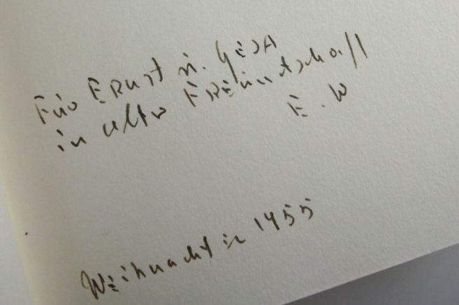 Wasmuth, Ewald. Der Mensch und die Denkmaschine.