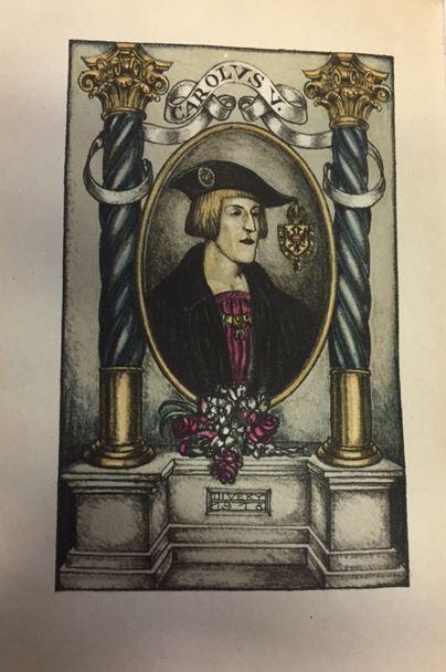 Arnim, Achim von. Isabella von Ägypten Kaiser Karl des Fünften erste Jugendliebe.