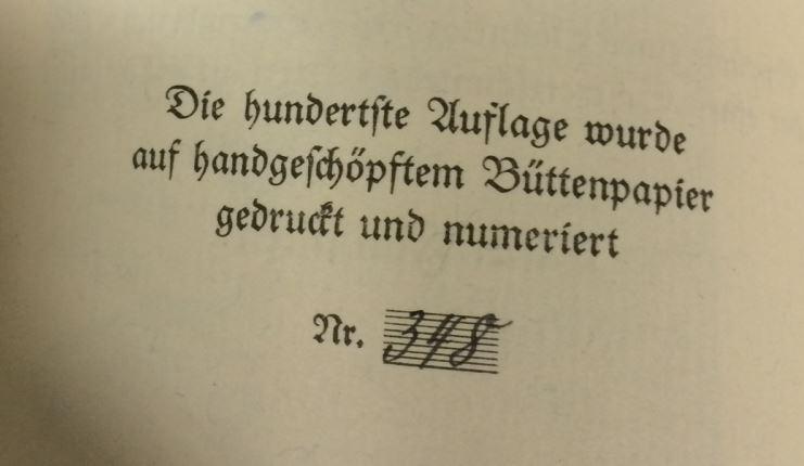 Flaischlen, Cäsar. Jost Seyfried. Erster Band.