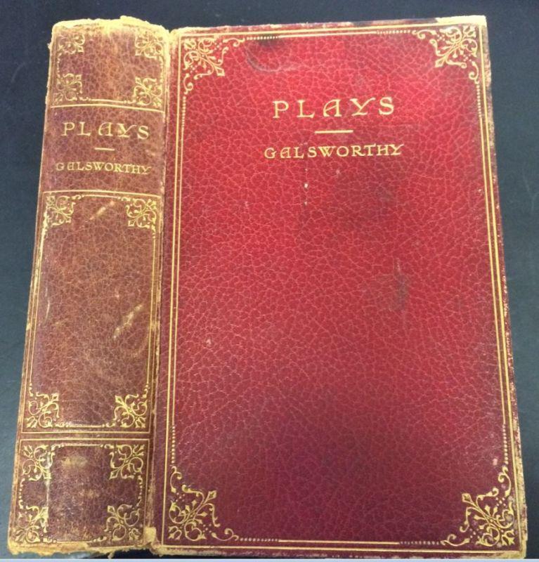 Galsworthy, John. The Plays.