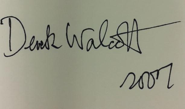 Walcott, Derek. Der verlorene Sohn.