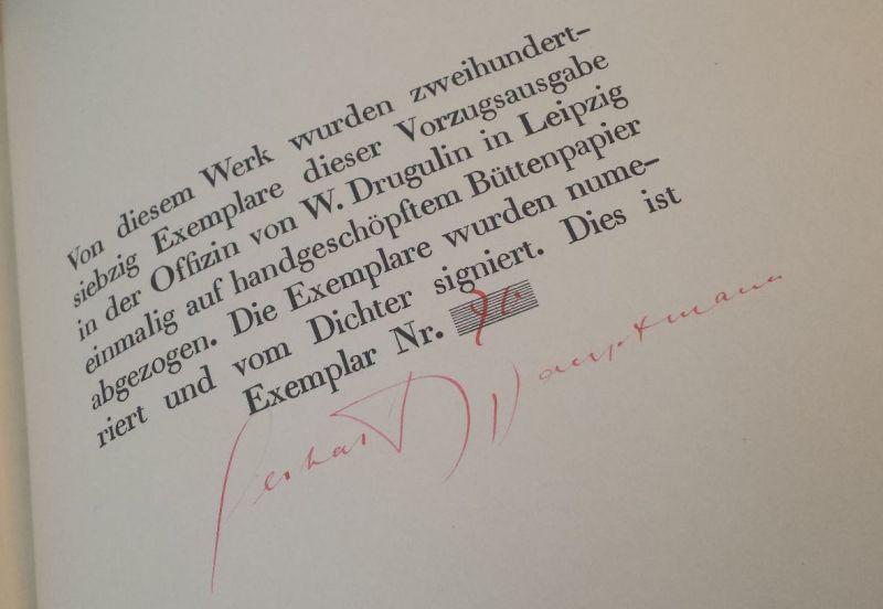 Hauptmann, Gerhart. Indipohdi. 0