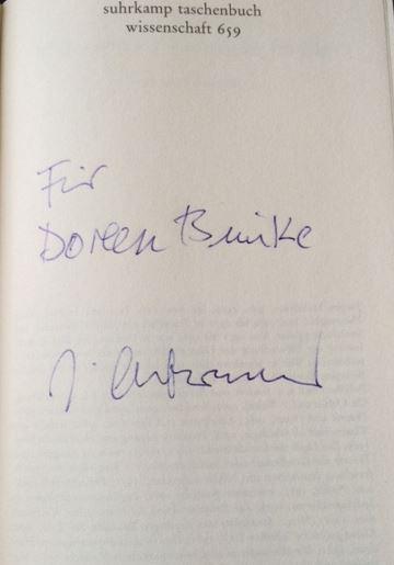 Habermas, Jürgen. Philosophisch-politische Profile.