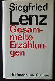 Lenz, Siegfried. Gesammelte Erzählungen. 1