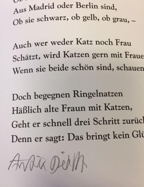Bohne, Wilfried, Artur Dieckhoff und Anne von Karstedt. Ringelnatz für die Katz.