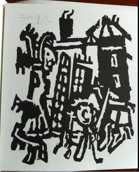 Rilke, Rainer Maria und Felix Martin Furtwängler. Wer spricht von Siegen? Überstehn ist allles.