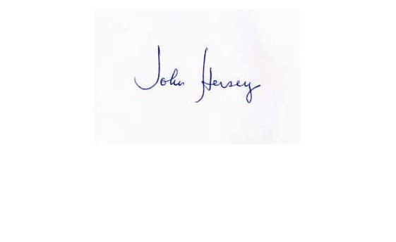Hersey, John. The Call.
