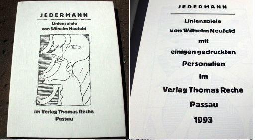 Neufeld, Wilhelm. Jedermann.