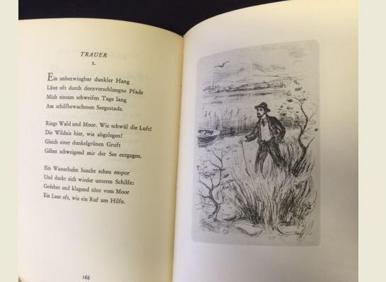 Leuthold, Heinrich. Ausgewählte Gedichte.