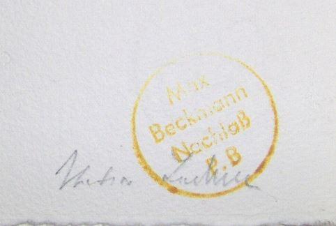 Beckmann, Max. Ebbi. 2