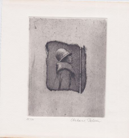 Schlotter, Eberhard. Werksverzeichnis der Radierungen von 1968-1978. Band 2 1
