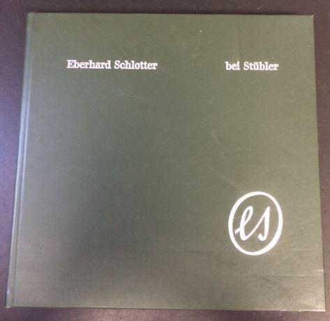 Schlotter, Eberhard. Werksverzeichnis der Radierungen von 1968-1978. Band 2 2