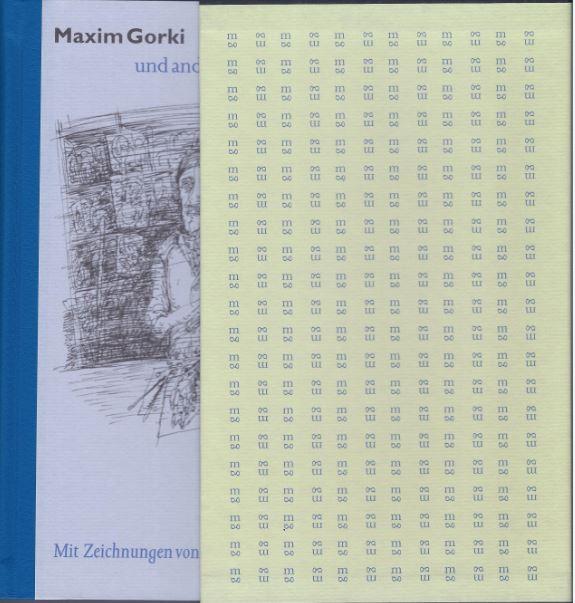 Gorki, Maxim. Das blaue Leben.