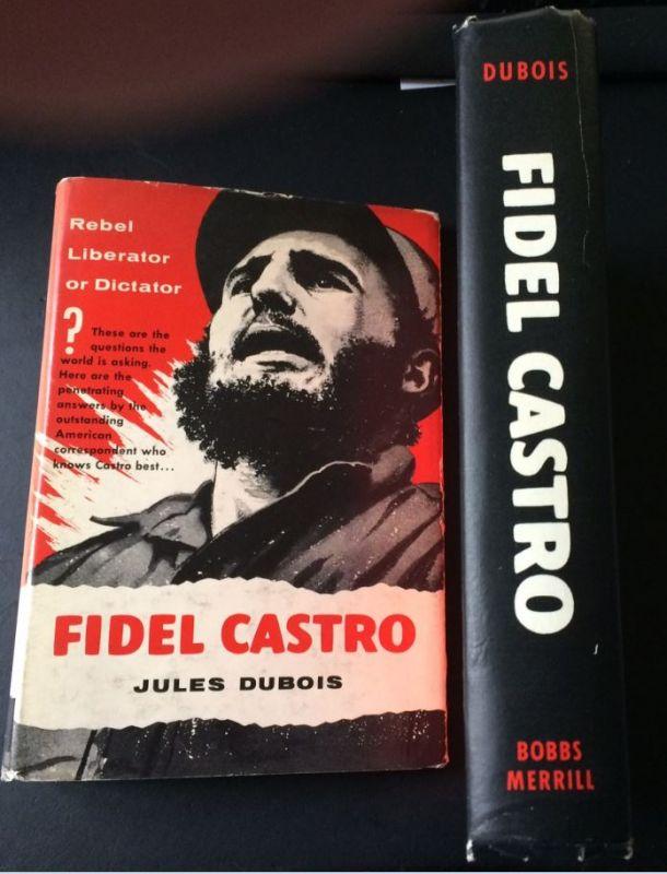 Dubois, Jules. Bild nicht verfügbar Fidel Castro.