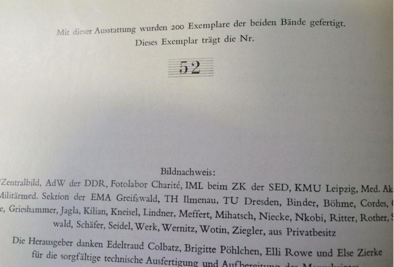 Fischer, Erich, Lothar Rohland und Dietrich Tutzke. Für das Wohl des Menschen.