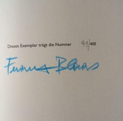Blaas, Franz. Gedichte gipt`s - too it`s yourself.