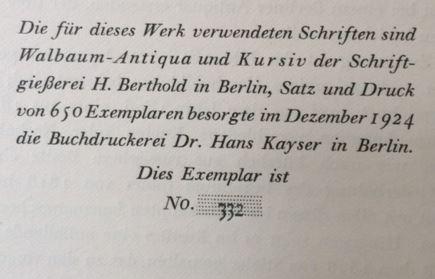von Biedermann, Flodoard Freiherr. Goethe als Rätseldichter.