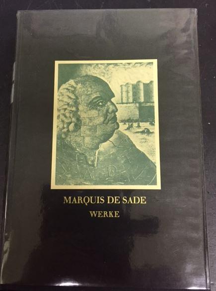 de Sade, Marquis und Gerd (Hrsg.) Henninger. Werke.