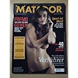 Div Autoren MATADOR- Erotik-Magazin - Matador: Februar 2006