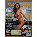 Div Autoren MATADOR- Erotik-Magazin - MATADOR Juli 7- 2006 Anna Tour de France Ford Thunderbird 40 Seiten Erotik-Fotos