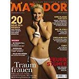 Div Autoren MATADOR- Erotik-Magazin - MATADOR-Ausgabe April 2007