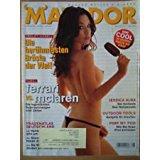 Div Autoren MATADOR- Erotik-Magazin - MATADOR August 8 - 2007 Keeley Hazell Jessica Alba