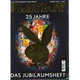 Diverse Autoren Playboy Magazin, Alles Was Männern Spaß macht ** August 1997 ** Das Jubiläumsheft
