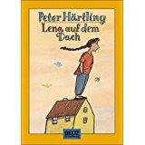 Peter Härtling Lena auf dem Dach by Härtling, Peter